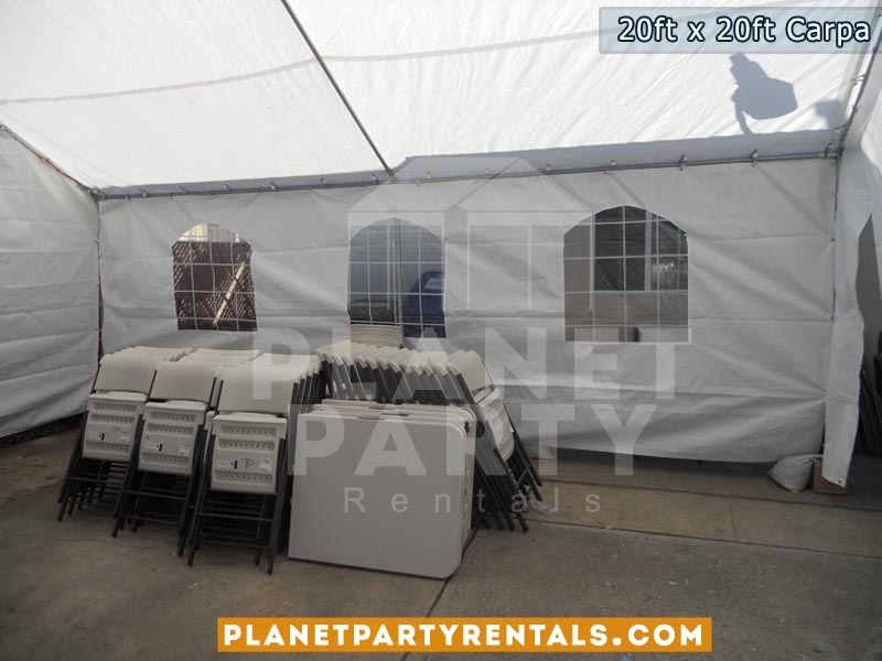 20x20 Carpa para eventos: FIestas Bodas Bautismo XV - Carpas para Renta| Van Nuys Reseda North Hollywood Sun Valley