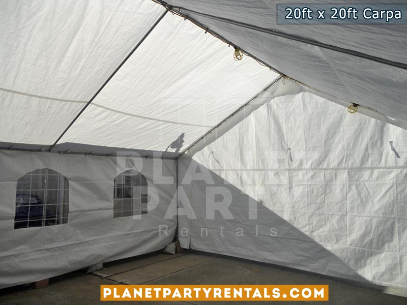 20x20 Carpa para eventos: FIestas Bodas Bautismo XV - Carpas para Renta | Van Nuys Reseda North Hollywood Sun Valley